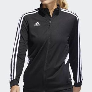 Adidas black jacket like new